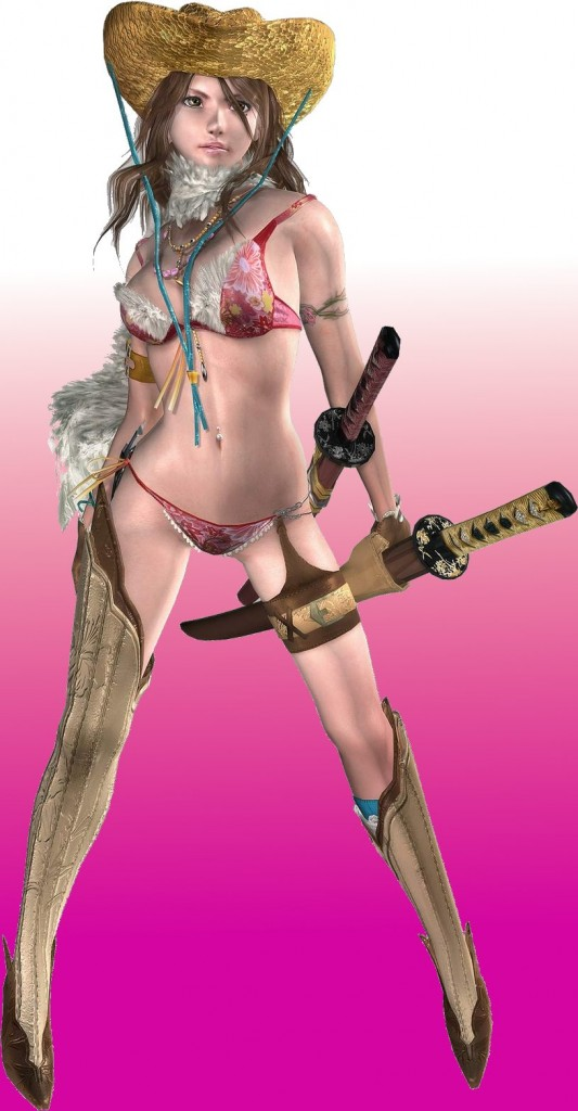 Onechanbara - Screenshot 01